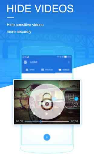 LOCKit - App Lock, Photos Vault, Fingerprint Lock 3