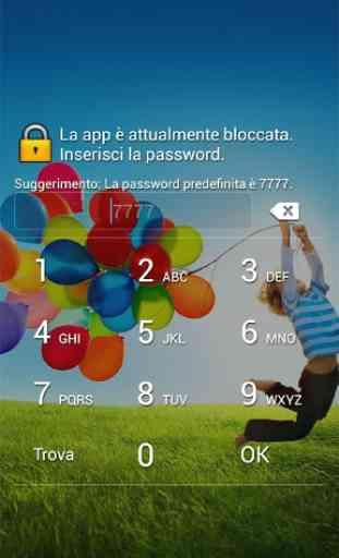 Perfect App Lock (italia) 1