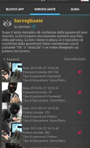 Perfect App Lock (italia) 4