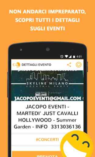 Eventa: eventi attorno a te 3