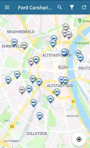 Ford Carsharing 2