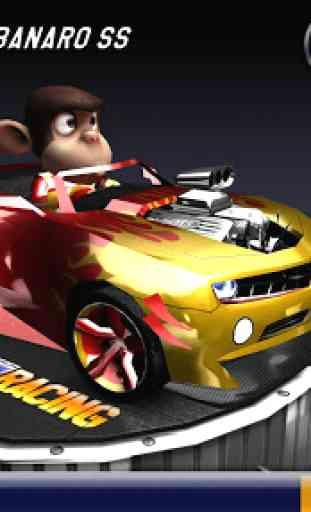Monkey Racing Free 2