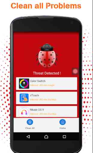Antivirus Free Mobile Security 2