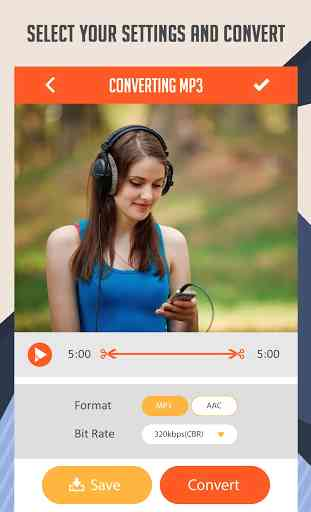 Video To Audio Converter, UltraFast Mp3 Converter 1