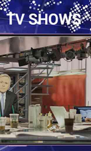 Watch Live America News Stream 1