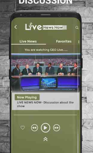 Watch Live America News Stream 3