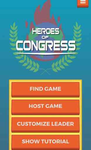 Heroes of Congress 1