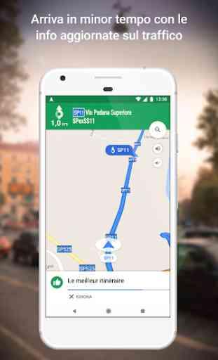 Maps - Navigazione e trasporti 2