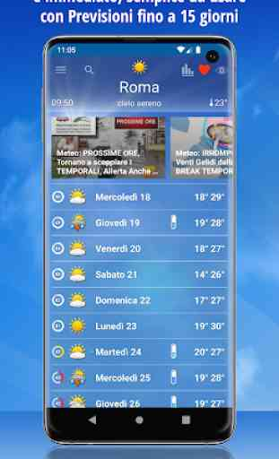 METEO - Previsioni Meteo by iLMeteo.it 2