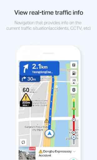 NAVER Map, Navigation 2