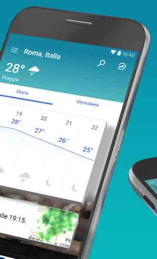 Previsioni meteo: The Weather Channel 3