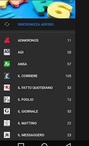 Ultime Notizie Italiane gratis 1