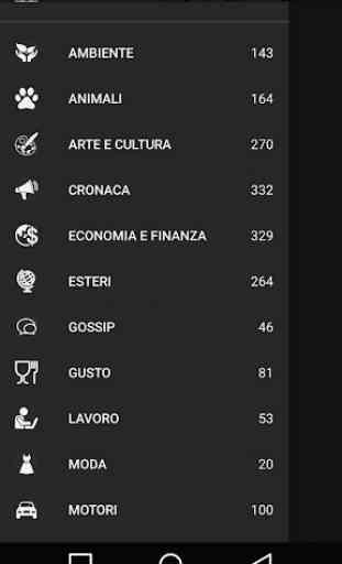 Ultime Notizie Italiane gratis 2
