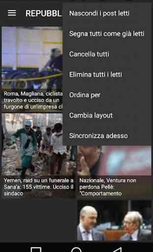 Ultime Notizie Italiane gratis 4