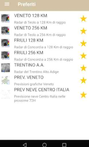Meteo Radar Veneto Trentino 2
