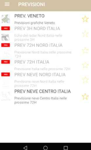 Meteo Radar Veneto Trentino 4