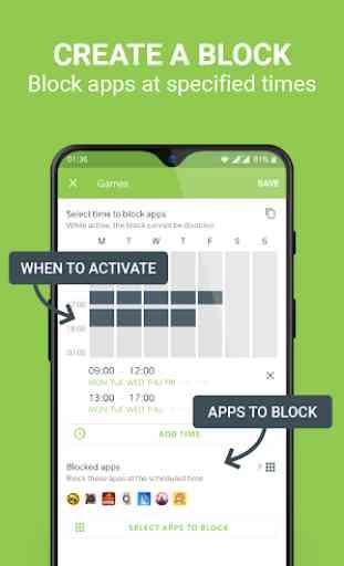 Block Apps - Productivity & Digital Wellbeing 2