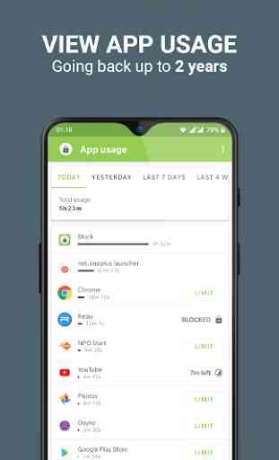 Block Apps - Productivity & Digital Wellbeing 3