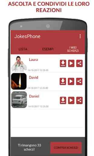 Jokesphone - Scherzi Telefonici 3