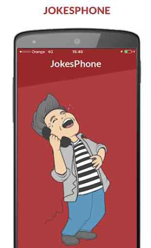 Jokesphone - Scherzi Telefonici 4