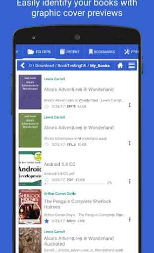 PDF Reader - per tutti i documenti e i libri 2