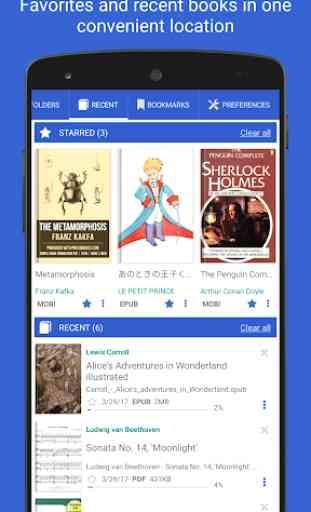 PDF Reader - per tutti i documenti e i libri 3