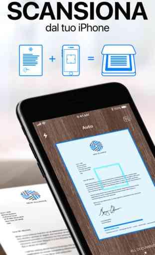 iScanner - Scanner PDF 1