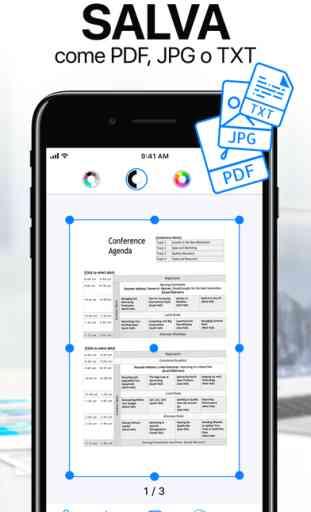 iScanner - Scanner PDF 2