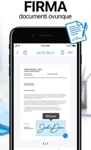 iScanner - Scanner PDF 4