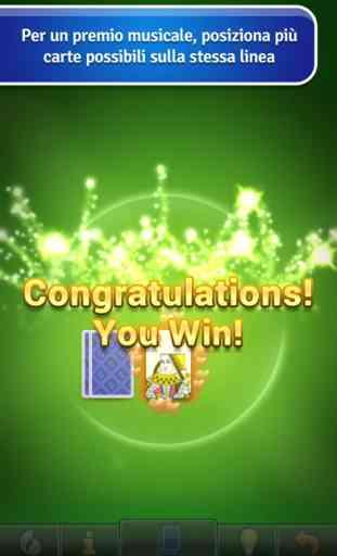 Crown Solitaire gioco di carte 4