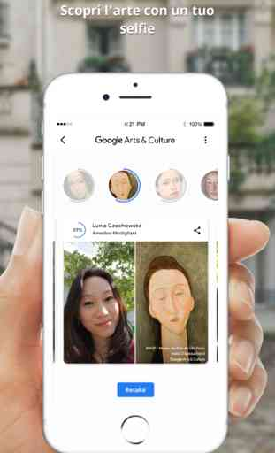 Google Arts and Culture (iOS/Android) image 2