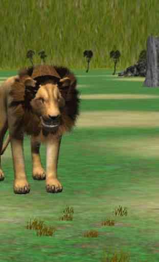 Lion Quest Simulator 1