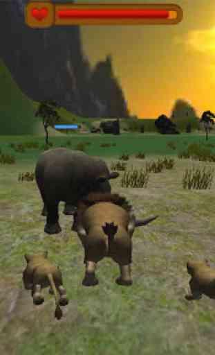 Lion Quest Simulator 3
