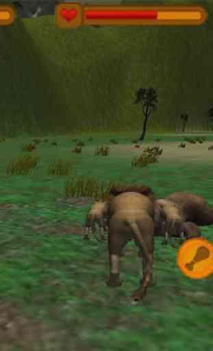 Lion Quest Simulator 4