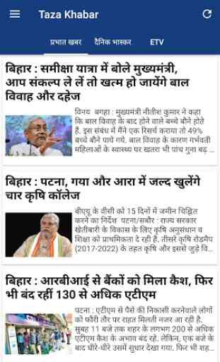 Aaj ki Taza Khabar Hindi News India Live Headlines 4