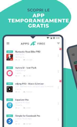 App a pagamento gratuite per un tempo limitato 1