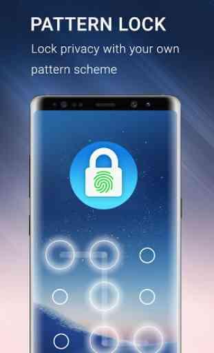 Applock: blocca le app 3