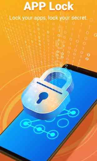 APUS Security - Clean Virus, Antivirus, Booster 3
