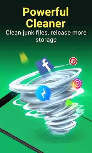 APUS Turbo Cleaner 2019 - Junk Cleaner, Anti-Virus 2
