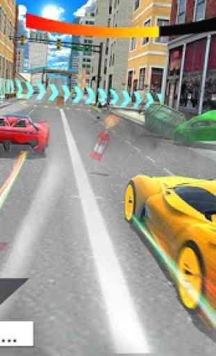 Asphalt Street Nitro Racer- Extreme Car Drive 2