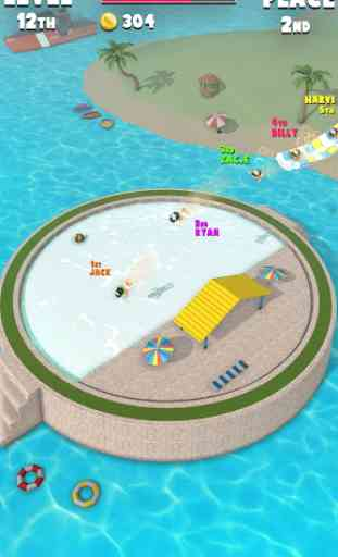 Bambino Waterpark.io: Parkour Parchi divertimento 4