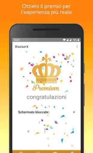BlockerX - Blocco Android Porn / Blocco app 4