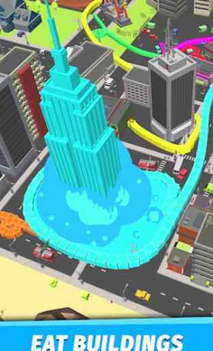 Boas.io Snake vs City 2