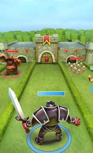Castle Crush: Giochi di Strategia Online Gratis 1