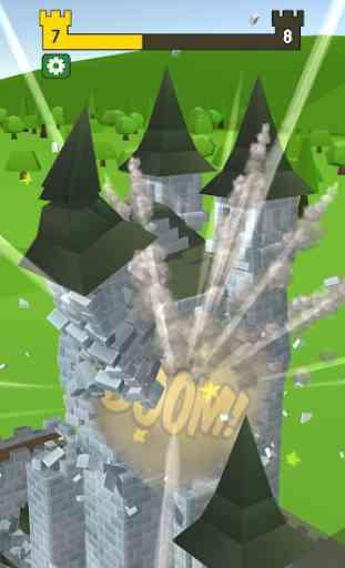 Castle Wreck 3