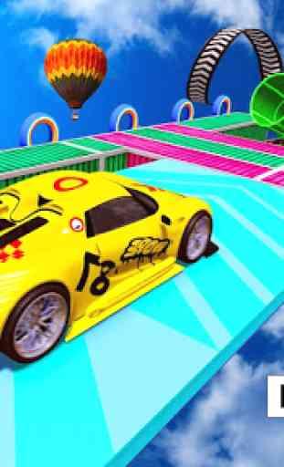 Crazy Car GT Racing 3