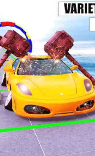 Crazy Car GT Racing 4