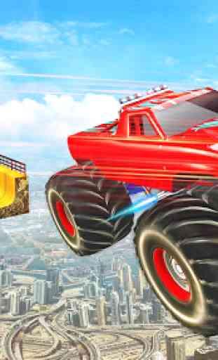 Crazy Monster Truck Driving Fun 1