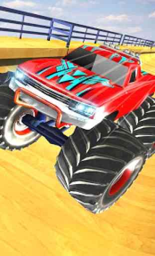 Crazy Monster Truck Driving Fun 3