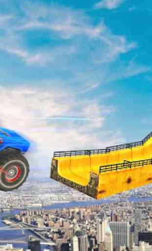Crazy Monster Truck Driving Fun 4